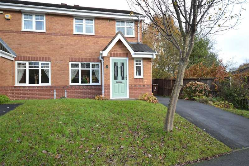 3 Bedrooms Semi Detached House for sale in Lady Lane, Goose Green, Wigan