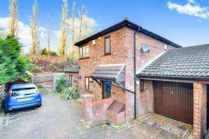 4 Bedrooms Link Detached House for sale in Rothersthorpe, Giffard Park, Milton Keynes, Bucks
