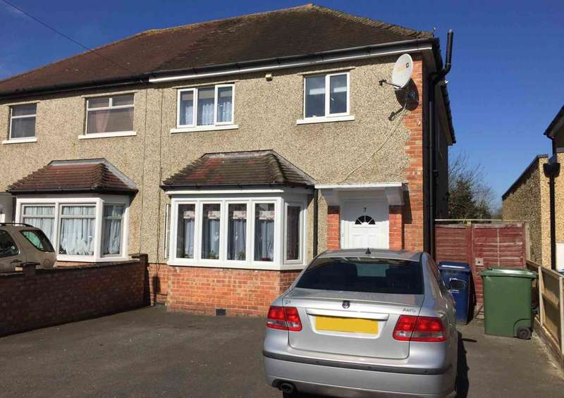 5 Bedrooms Semi Detached House for sale in Rupert Road, Temple Cowley