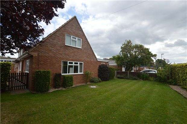 4 Bedrooms Semi Detached House for sale in Newtown, Tewkesbury, Gloucestershire, GL20 8DH