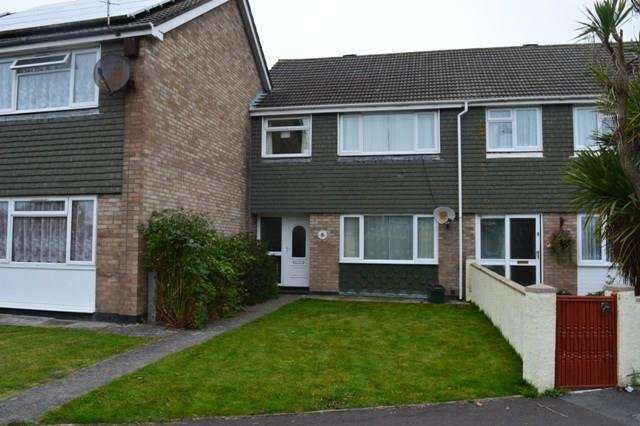 3 Bedrooms Terraced House for sale in Tavistock Road, Worle, Weston-super-Mare