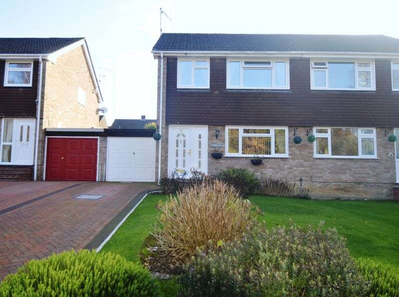 3 Bedrooms Semi Detached House for sale in Imber Way, Sholing