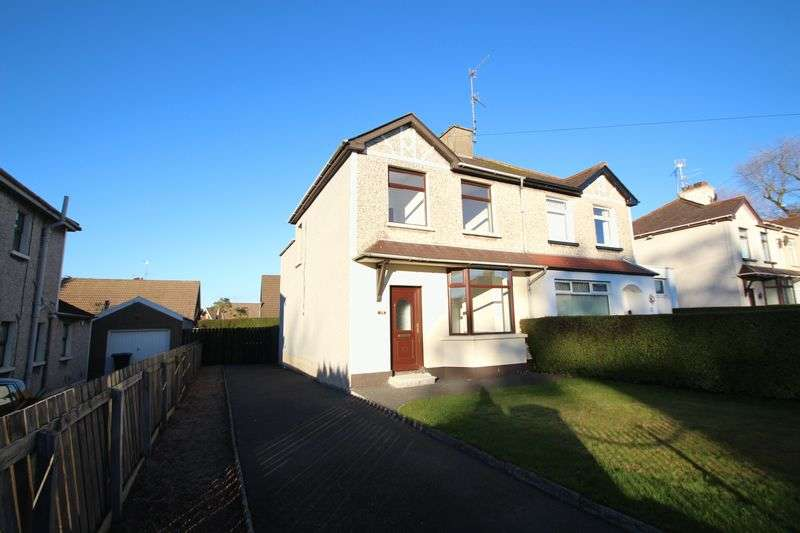 3 Bedrooms Semi Detached House for sale in 25 Lurgan Road, Portadown