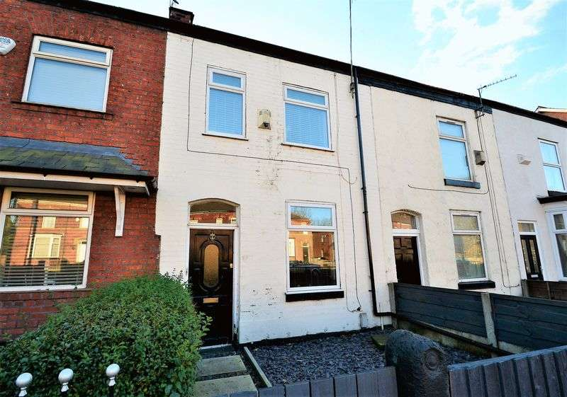 2 Bedrooms Terraced House for sale in Manchester Road, Worsley