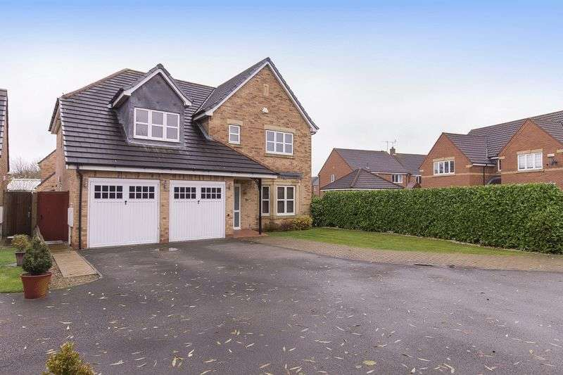 4 Bedrooms Detached House for sale in ROSYTH CRESCENT, CHELLASTON