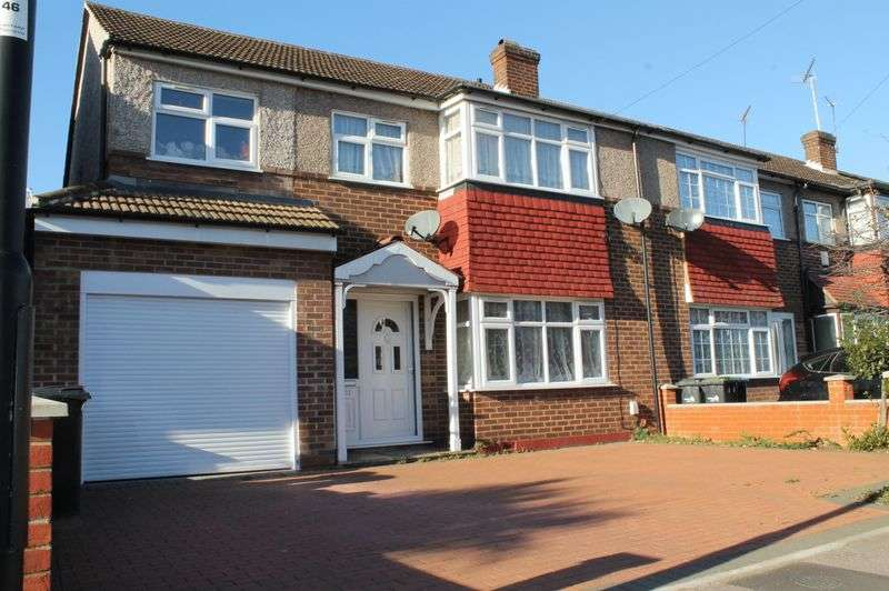 5 Bedrooms Terraced House for sale in Alma Road, Enfield