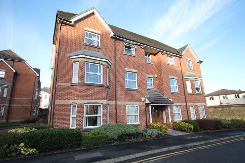 2 Bedrooms Flat for sale in Royal Court Drive, Heaton, Bolton, Lancashire.