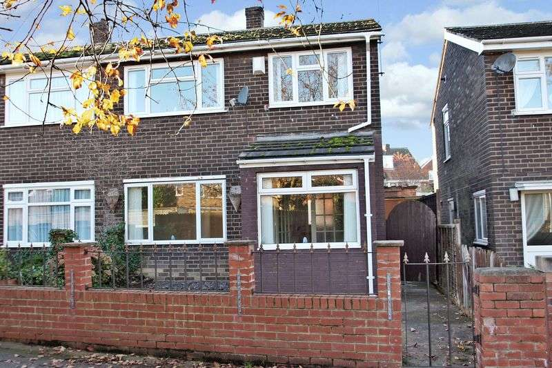 3 Bedrooms Semi Detached House for sale in Acacia Green, Pontefract