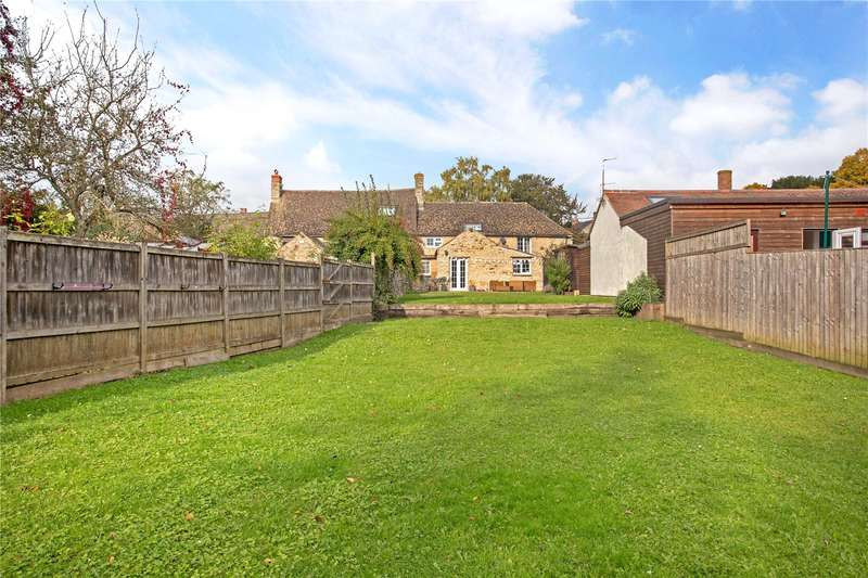 3 Bedrooms Semi Detached House for sale in Mill Street, Islip, Kidlington, Oxfordshire, OX5