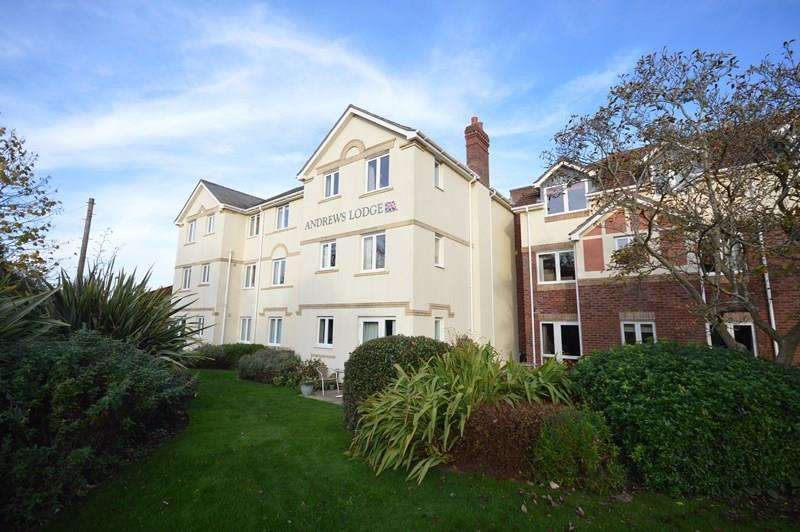 1 Bedroom Retirement Property for sale in Tylers Close, Lymington