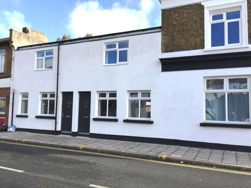 2 Bedrooms Terraced House for sale in Whitton Road, Hounslow