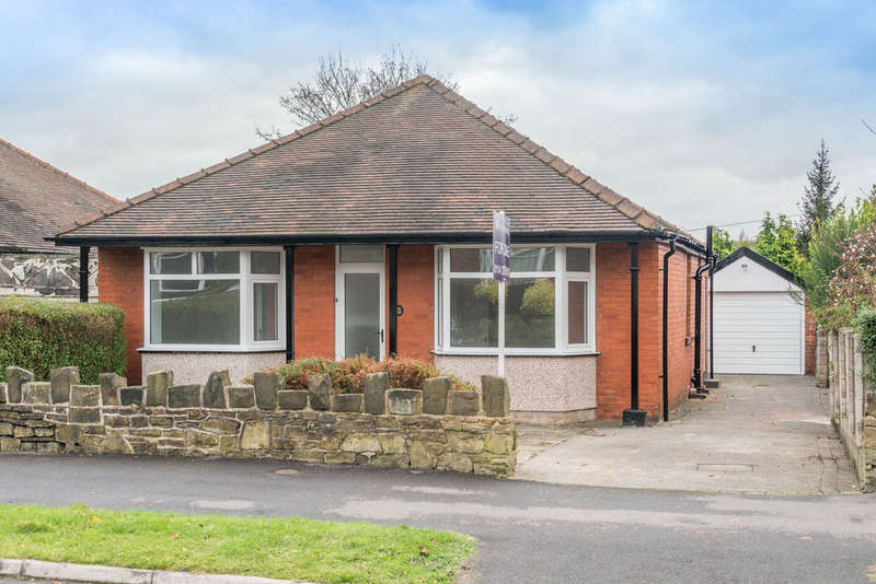 3 Bedrooms Detached Bungalow for sale in Folds Lane, Beauchief