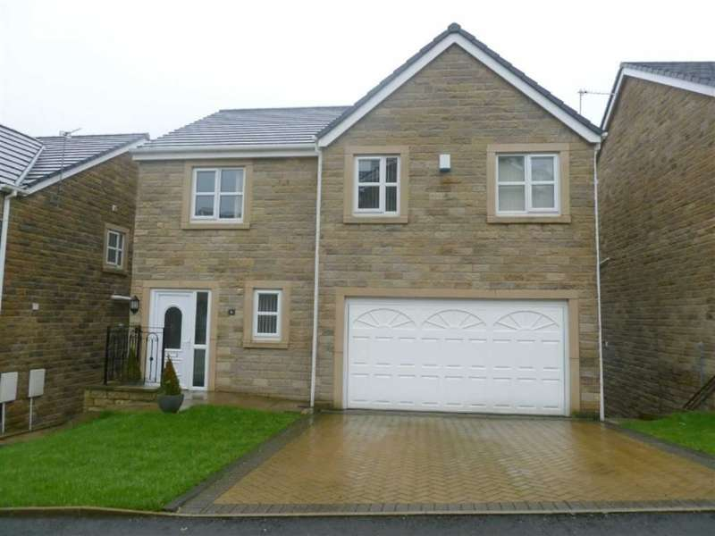 5 Bedrooms Property for sale in Shires View, Mossley, Ashton-under-lyne, Lancashire, OL5