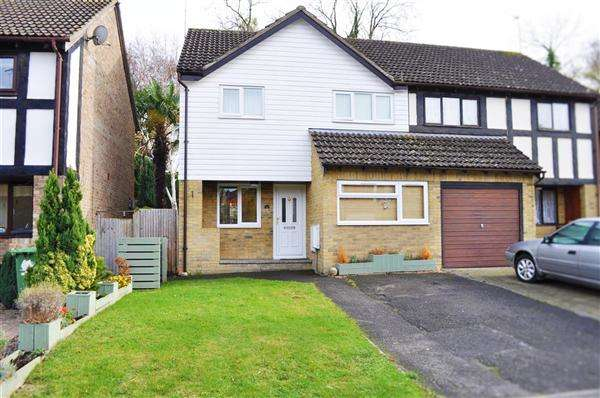 3 Bedrooms Semi Detached House for sale in Maidstone, borders of Downswood and otham, ME15