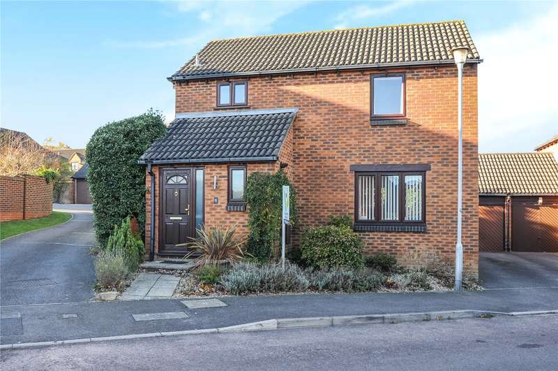 3 Bedrooms Detached House for sale in Westcotts Green, Warfield, Berkshire, RG42