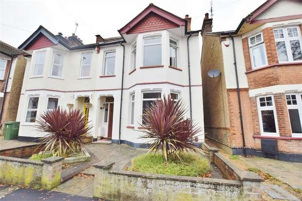 4 Bedrooms Semi Detached House for sale in Oxhey Avenue, WATFORD, Hertfordshire