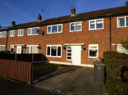 3 Bedrooms Terraced House for sale in Thurnham Road, Ashton-On-Ribble, Preston, Lancashire, PR2