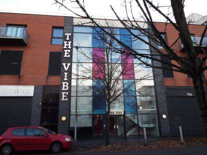 1 Bedroom Flat for sale in The Vibe, 175 Broughton Lane, Salford, Greater Manchester