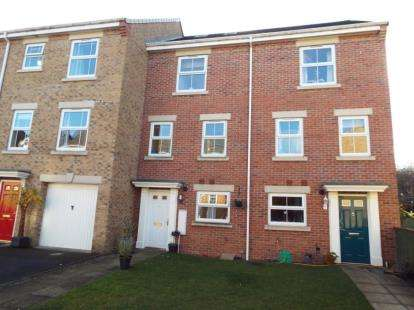 5 Bedrooms Terraced House for sale in Phoenix Grove, Northallerton
