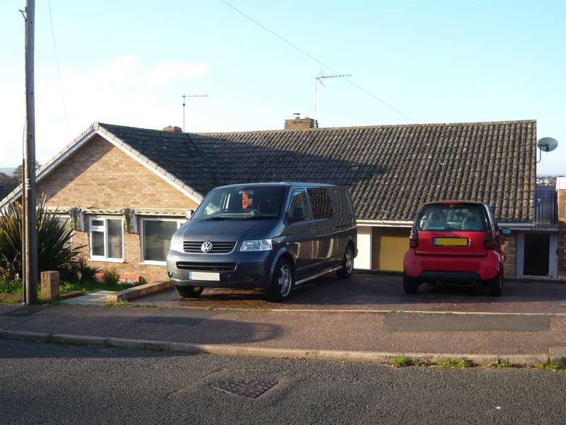 2 Bedrooms Semi Detached Bungalow for sale in Ashleigh Road, Exmouth