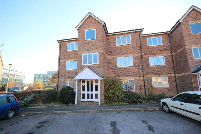 1 Bedroom Apartment Flat for sale in Simmonds Close, Amen Corner
