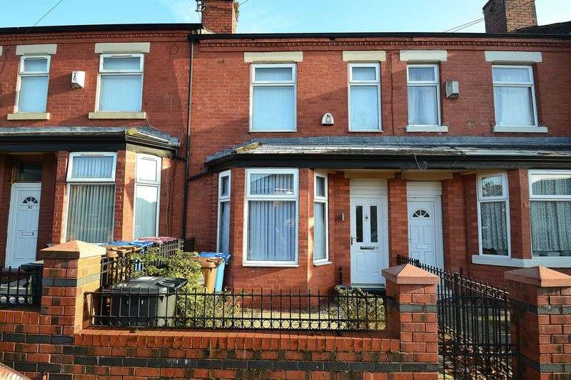 3 Bedrooms Terraced House for sale in Tootal Drive, Salford