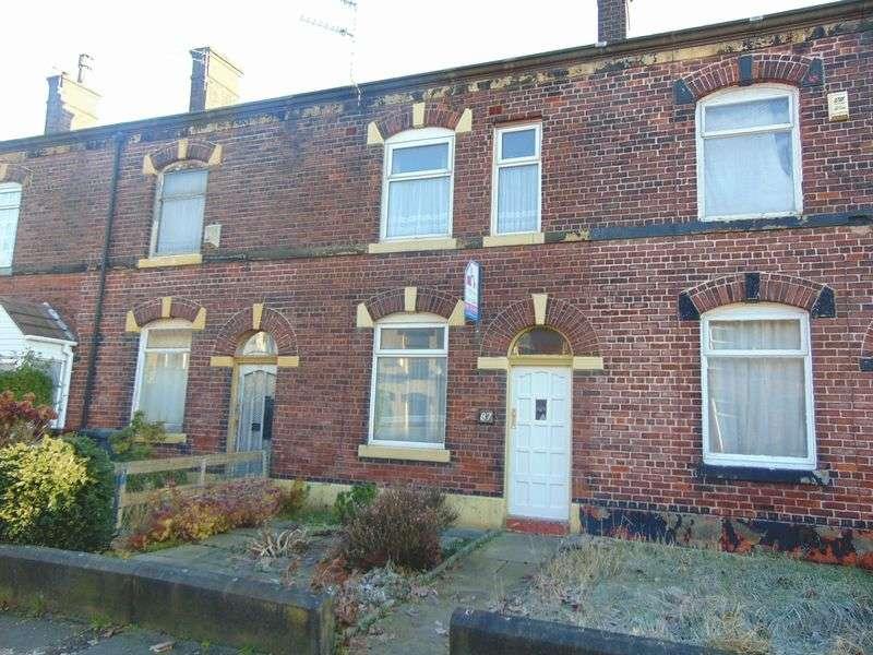 3 Bedrooms Terraced House for sale in Devon Street, Fishpool, Bury