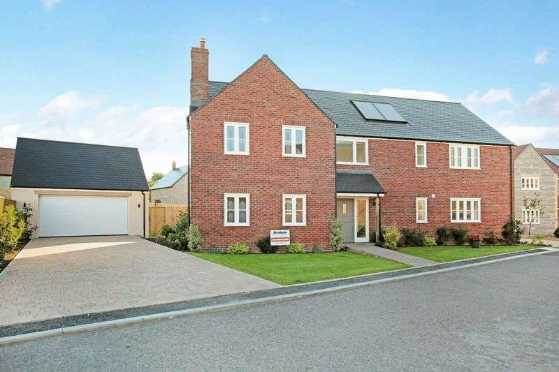 5 Bedrooms Detached House for sale in Tor Rise, 10a The Levels, Meare, Glastonbury, BA6 9SE