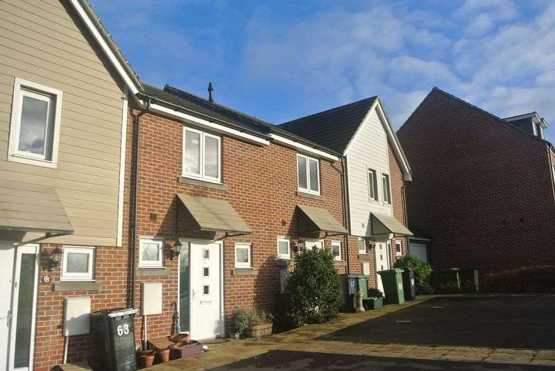 2 Bedrooms Terraced House for sale in Carter Drive, Marnel Park