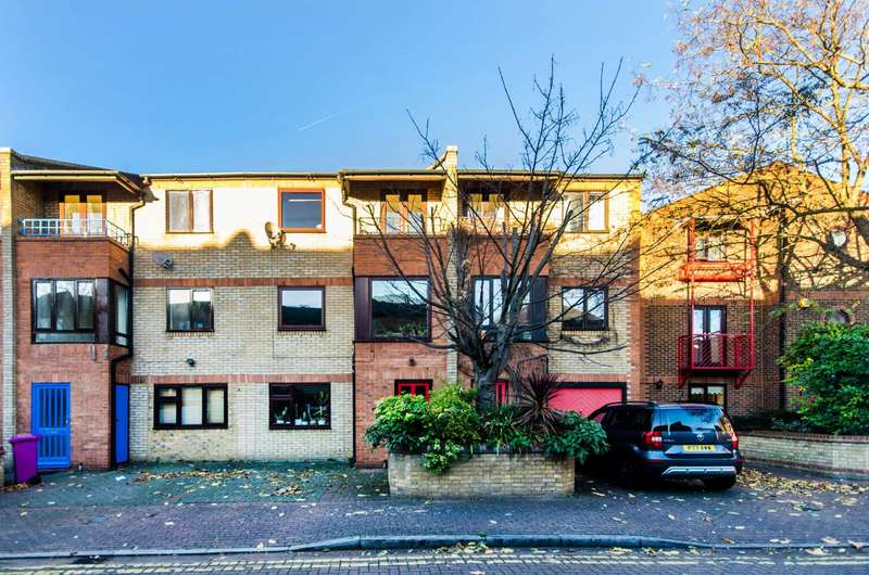 4 Bedrooms House for sale in Caledonian Wharf, Isle Of Dogs, E14