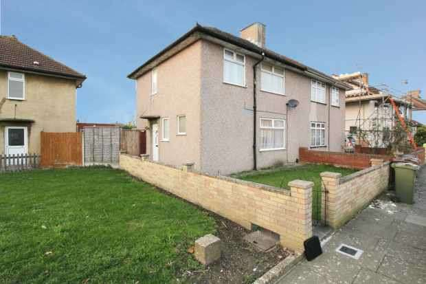 3 Bedrooms Semi Detached House for sale in Lindsey Road, Dagenham, Greater London, RM8 2RP