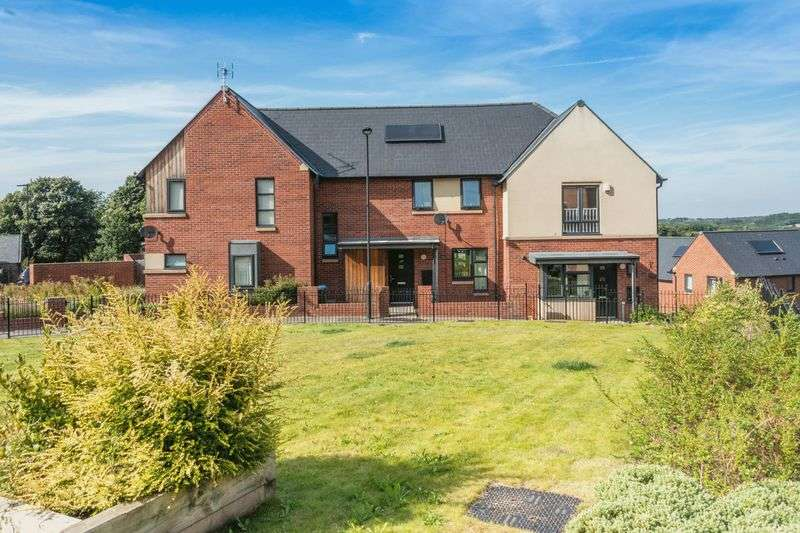 2 Bedrooms Semi Detached House for sale in Honeysuckle Road, Wincobank, S5 6FF - Stunning Views