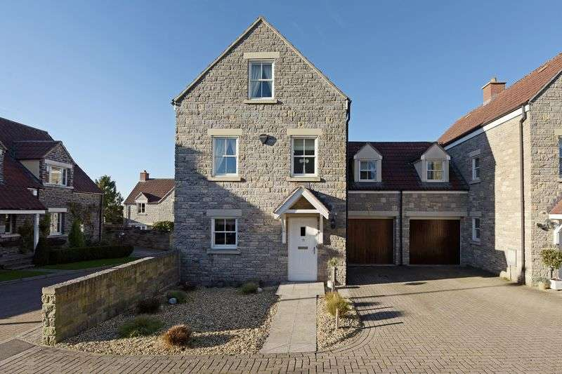 5 Bedrooms Semi Detached House for sale in Bitton, South Gloucestershire