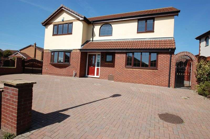 5 Bedrooms Detached House for sale in Wellbrook Close, Ingleby Barwick, Stockton-On-Tees