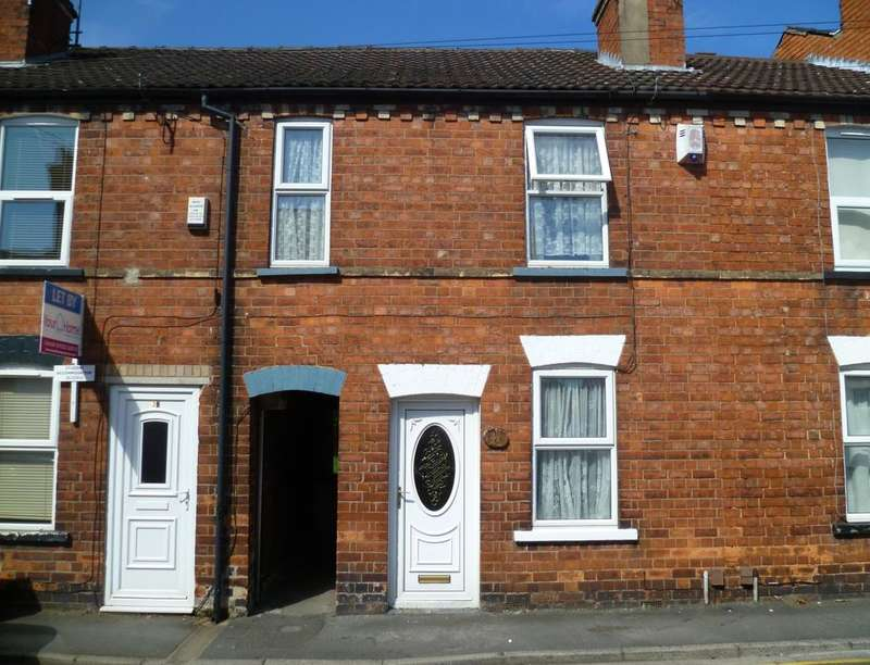 2 Bedrooms Property for sale in St. Nicholas Street, Lincoln, LN1