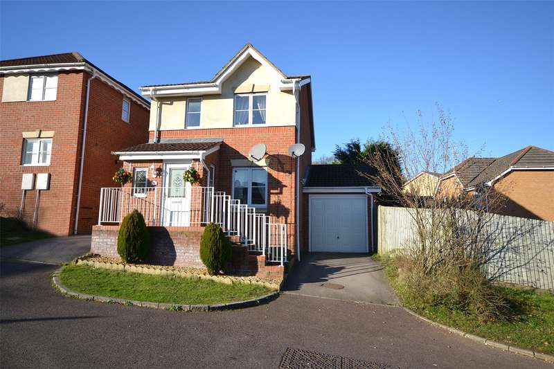 3 Bedrooms Link Detached House for sale in Neuman Crescent, Bracknell, Berkshire, RG12