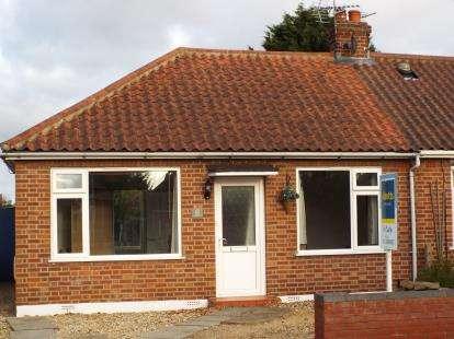 2 Bedrooms Bungalow for sale in Hellesdon, Norwich, Norfolk