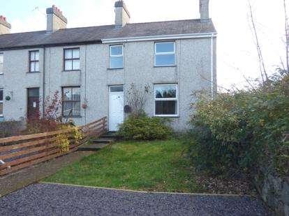 4 Bedrooms End Of Terrace House for sale in Coetmor Terrace, Bethesda, Bangor, Gwynedd, LL57