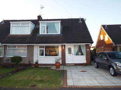 3 Bedrooms Semi Detached House for sale in Marylebone Avenue, St. Helens, Merseyside, WA9