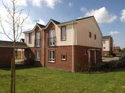 1 Bedroom Terraced House for sale in Ayrshire Close, Buckshaw Village, Chorley, Lancashire
