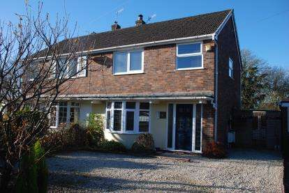 3 Bedrooms Semi Detached House for sale in Meadow Lane, Stoke-On-Trent, Staffordshire