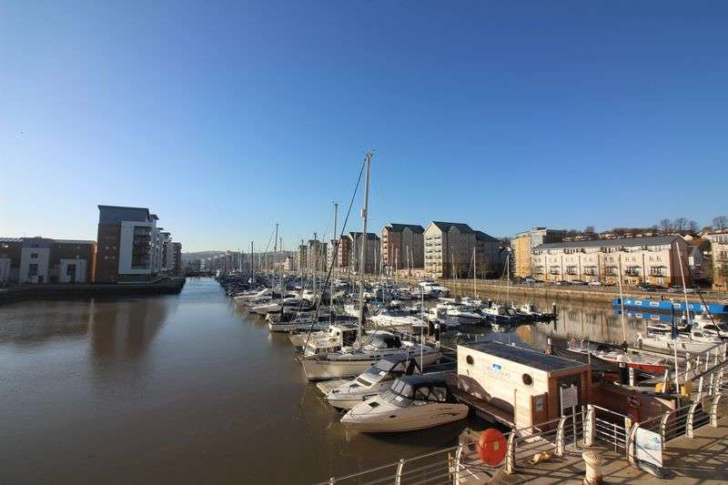 1 Bedroom Flat for sale in Newfoundland Way, Portishead