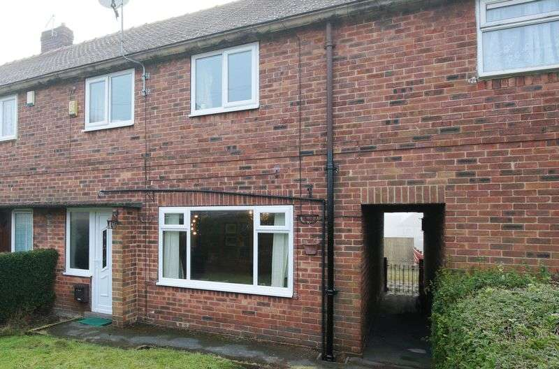 2 Bedrooms Terraced House for sale in Nunlea Royd, Halifax
