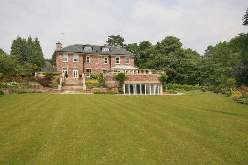 6 Bedrooms Retirement Property for sale in Barrow Lane, Hale, Cheshire