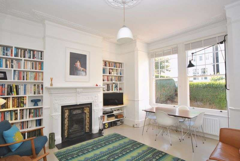 2 Bedrooms Flat for sale in Nelson Road, Crouch End, N8