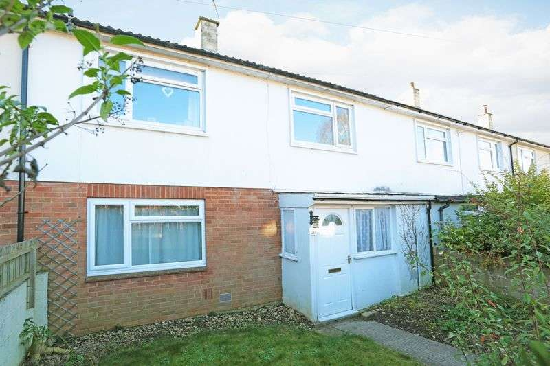 3 Bedrooms Terraced House for sale in Corsham Road, Chippenham