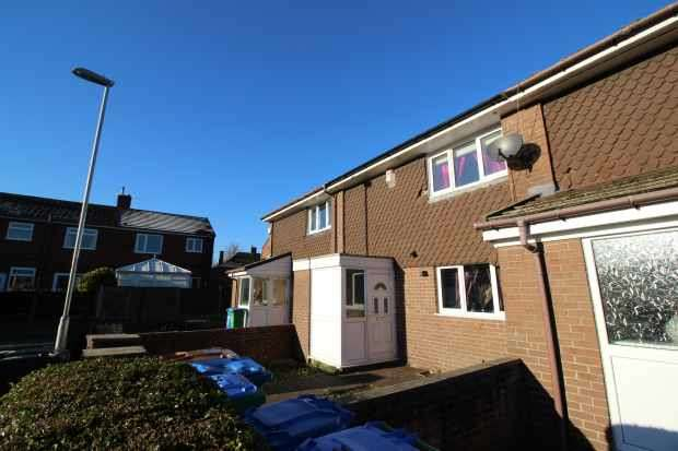 2 Bedrooms Terraced House for sale in Cheviot Close, Manchester, Lancashire, M24 2FY
