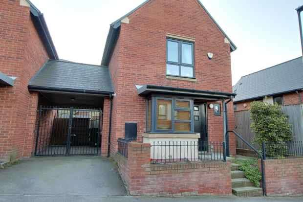 2 Bedrooms Detached House for sale in Daisy Grove, Sheffield, Uk, South Yorkshire, S5 6GH