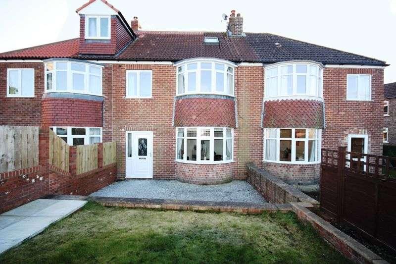 3 Bedrooms Terraced House for sale in ** Part Exchange Considered** Target Lane, Pocklington