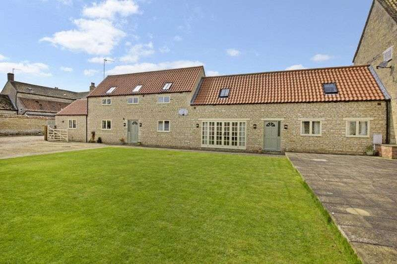 4 Bedrooms Semi Detached House for sale in Glen Road, Castle Bytham, Lincolnshire